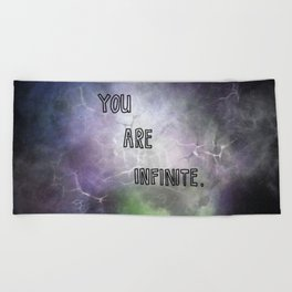 Infinite Beach Towel