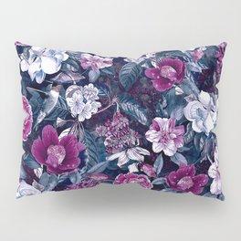 Floral Night Pillow Sham
