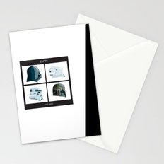 Demon Days, Empire Stationery Cards