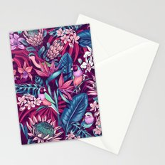 Stand Out! (ultraviolet) Stationery Cards
