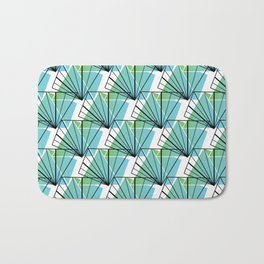 power of the triangle Bath Mat