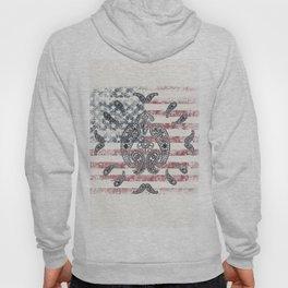 Paisley Americana Hoody