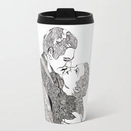 Gone With The Wind Elaboration Travel Mug