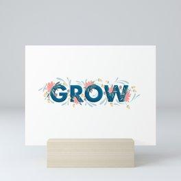 Grow Mini Art Print