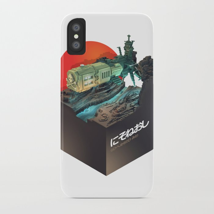 Arcadia fanart iPhone Case