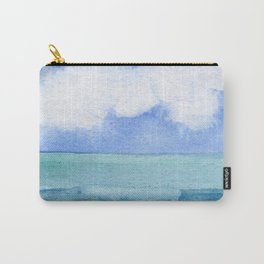 One Wave One Cloud Carry-All Pouch