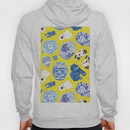Chinoiserie Curiosity Cabinet Toss 2 Hoody