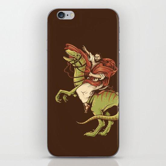Raptored iPhone & iPod Skin