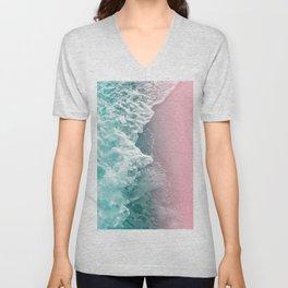 Ocean Beauty #1 #wall #decor #art #society6 Unisex V-Neck