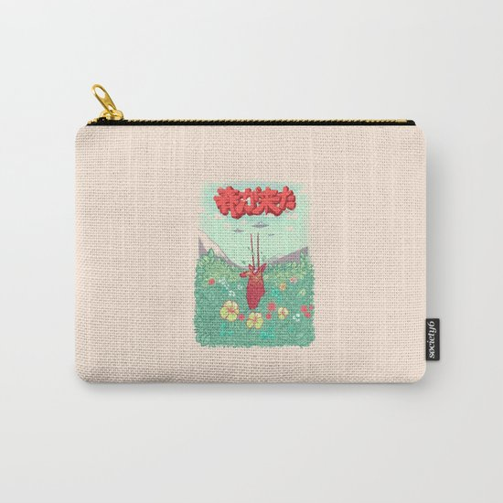 Invasion of spring Carry-All Pouch