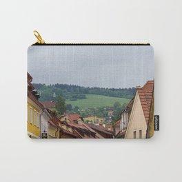 Cesky Krumlov Scenery Carry-All Pouch