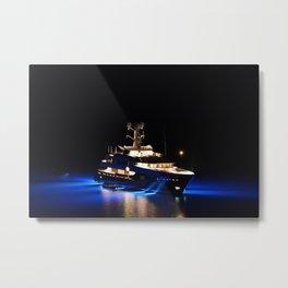 Catamaran Metal Print