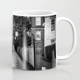 Streets of London I | Black & White | Street & Travel Photography | Fine Art Photo Print Coffee Mug