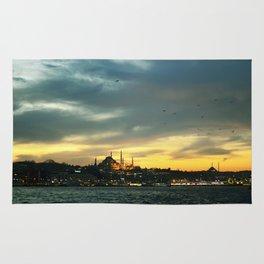İstanbul Sunset Rug