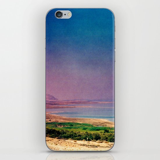 Dreamy Dead Sea I iPhone & iPod Skin