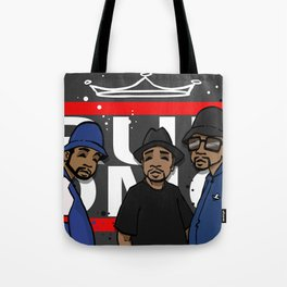 Get Down with the Kings Tote Bag
