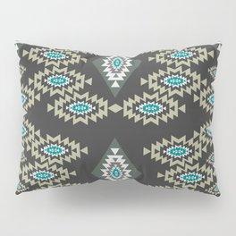 Little shapes in gray Pillow Sham