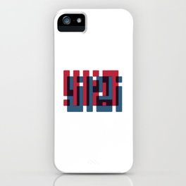 zamana kharab iPhone Case