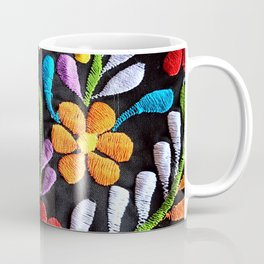 Mexican Flowers Coffee Mug