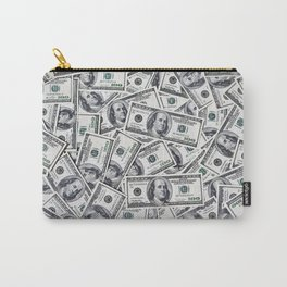 Hundred dollars bills Carry-All Pouch