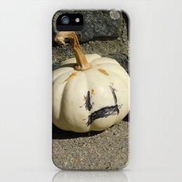 Hush Little Pumpkins iPhone Case