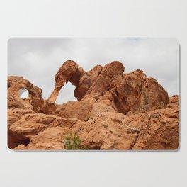 Elephant Rock - Valley of Fire Cutting Board