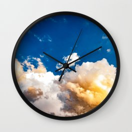 ColorSky Wall Clock