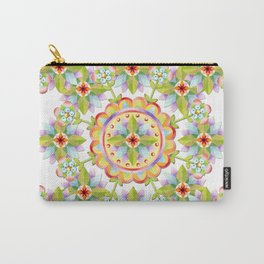 Starflower Blossoms Carry-All Pouch
