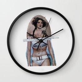 Awareness Wall Clock