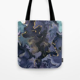 Calm storm Tote Bag