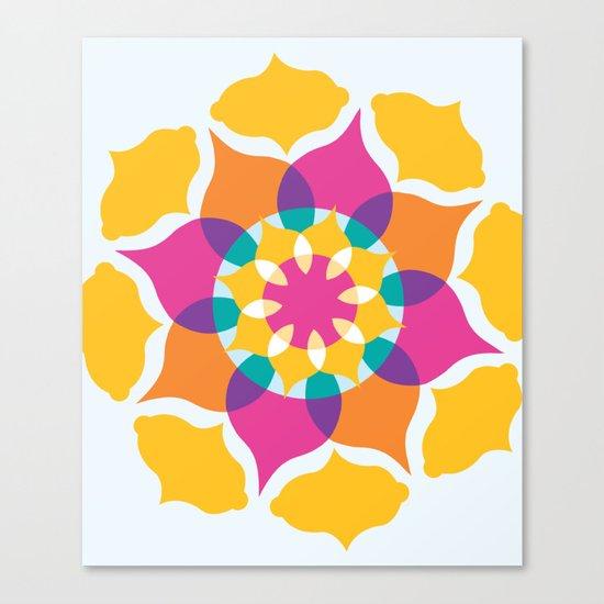 Majestic Swirl Canvas Print