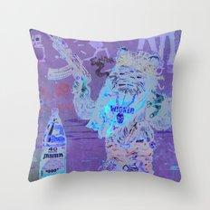 Gwok Throw Pillow