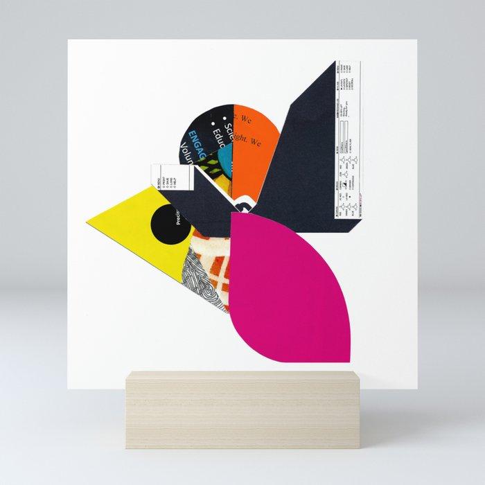 Precise Mini Art Print