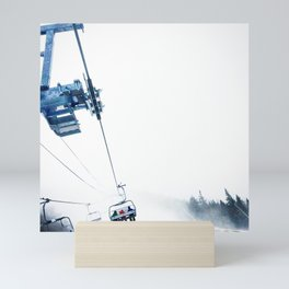 Lifts To The Ether Mini Art Print