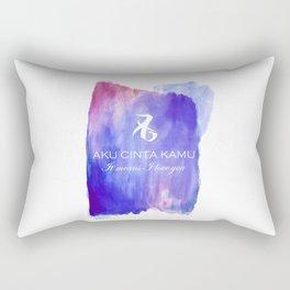 Aku Cinta Kamu Rectangular Pillow