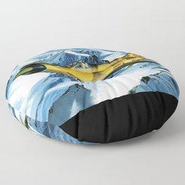 Mig21 Floor Pillow