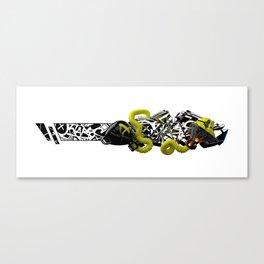 """""""OKTABIS"""" Canvas Print"""