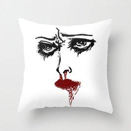 XVIII Throw Pillow