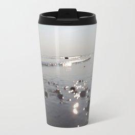 Luminosity pebble in the sun Travel Mug