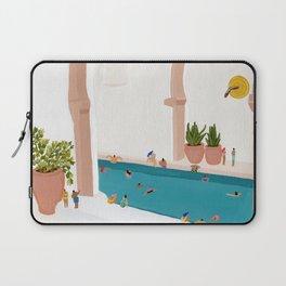Alcove pool Laptop Sleeve