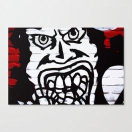 Graffiti 16 Canvas Print