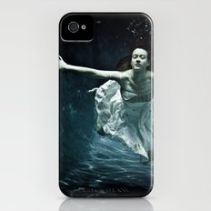 abyss of the disheartened : girl I iPhone (4, 4s) Slim Case
