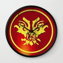 Hannibal Chau  Wall Clock