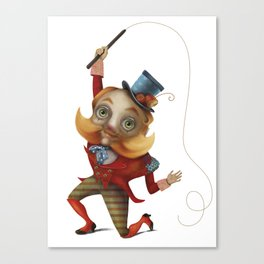 The Tamer Canvas Print