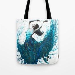 Ocean Gem Dance Tote Bag