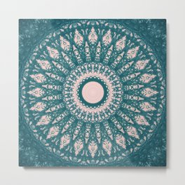 MANDALA NO. 33 #society6 Metal Print