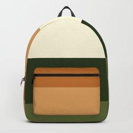 Autumn Colour palette  Backpack