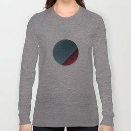 Spraypainted Circle 1 Long Sleeve T-shirt