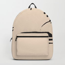 Abstract Landscpe Backpack