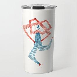 Sr Pretzel Travel Mug